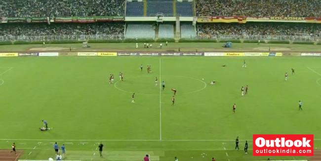 Calcutta Football League 2019: East Bengal Hold Defending Champions Mohun Bagan