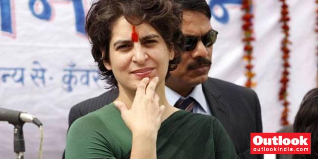 'Priyanka Gandhi's Phone Suspected To Be Hacked Via WhatsApp,' Says Congress