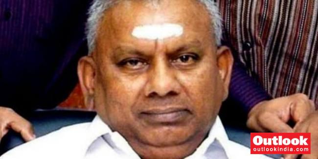 Saravana Bhawan Founder P Rajagopal Dies In Chennai Hospital
