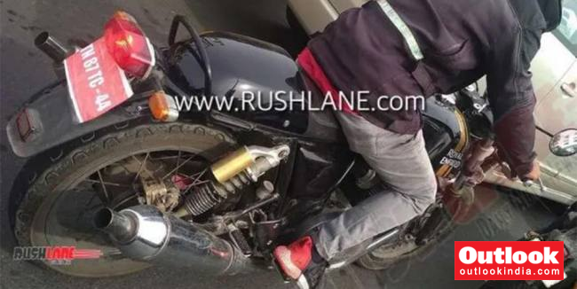 2020 Royal Enfield Continental GT 650 Spotted For The First Time