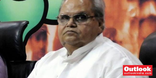 NC Says J&K Governor Satya Pal Malik's Remarks Against Omar 'Intemperate'