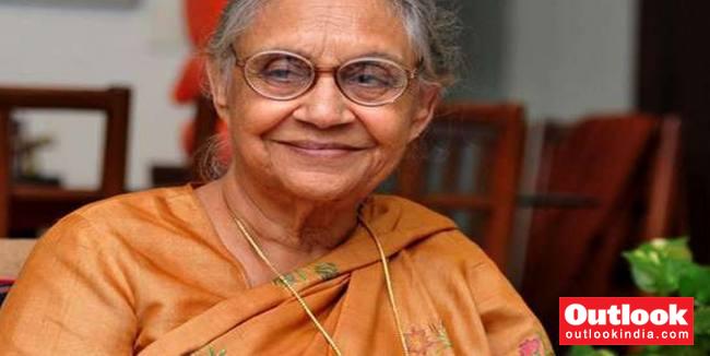 Congress' Sheila Dikshit To Contest Lok Sabha Elections 2019 From Delhi