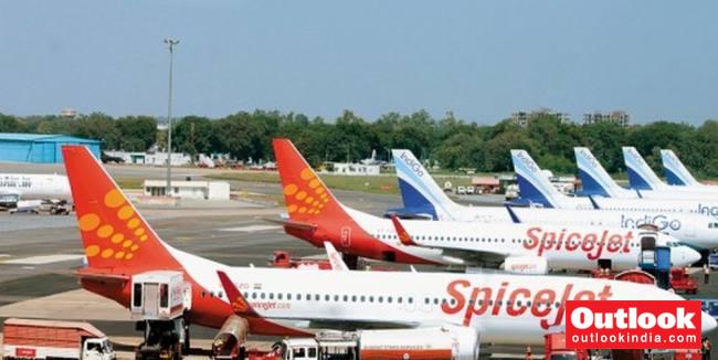 SpiceJet Aircraft Makes Safe Landing In Jaipur Despite Tyre Burst