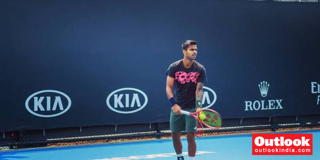 Australian Open Tennis: Sumit Nagal Crashes Out Of Qualifiers