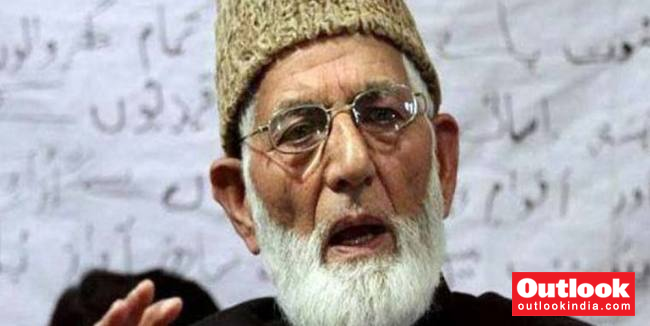 Syed Ali Shah Geelani's Health Is Stable, Recovering: J&K Administration