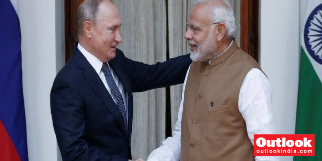 'We Are Expecting You In May 2020': Putin Invites PM Modi To Russia For Victory Day Celebrations