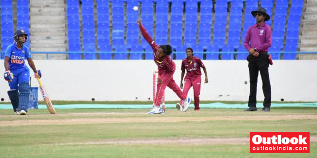 2nd ODI: Indian Women's Cricket Team Level Series Against West Indies