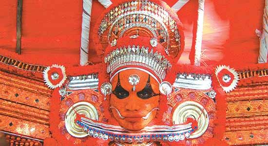 The Dancer Of Kannur
