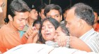 Tragic chapter: Grieving members of prime accused Asthana's family
