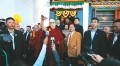 Few mikes: The Dalai Lama in Tawang