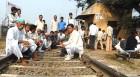 The farmer vs mill-owner standoff: Blocking a rail track in Meerut