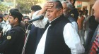Lost home Mulayam seems to ponder over a painful routing
