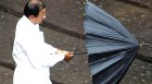 Purposeful strider: P. Chidambaram arrives at an Independence Day function