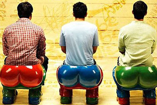 management in the movie 3 idiots