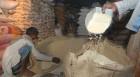 Rice and fall A granary in Delhi