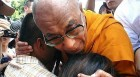 Beijing furiously condemned the Dalai Lama for visiting earthquake-hit Taiwan to console the survivors