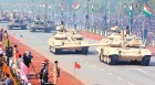 Mighty republic Tanks trundle by on Rajpath