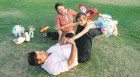 <b>Deepak Malhotra</b>, 33, legal advisor, Vodafone, Delhi <br><b>My investments:</b> Stay in a self-owned MIG flat, paying for a five-year car loan (with 3 more years to go). No investments in MFs or equities—insurance policies and FDs route for savings.  <br> <b>My take on Budget 2010:</b> The tax breaks are only for people with higher incomes—it makes no difference for the middle class. There are no proposals to check this price rise. In fact, with increase in prices of petrol and diesel, prices will go up further. It doesn't make sense to reduce the prices of some one-time buys like computers and TVs; what matters most is the price of items of everyday use like food, vegetables, soaps etc.