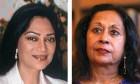 <b>Indian connection</b> Simi Garewal, Tavleen Singh