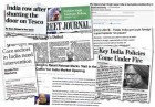 <b>End of story?</b> The foreign press has been scathing of 'feckless' Dr Singh's efforts at pushing through reform
