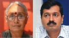 <b>Differing view</b> Aruna Roy, activist & NAC member; Arvind Kejriwal, RTI activist