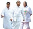 Ajit Singh, Chidambaram, Pawar: the strategy team