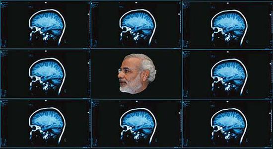 Manwatching Mister Modi