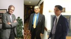 Amartya Sen, Jagdish Bhagwati and Arvind Panagariya