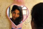 <b>Freedom, reflected</b> Julie, 24, wants to carve her destiny, and take her family along