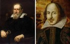 Towering geniuses and beacons of light for future generations, Galileo and Shakespeare were born 450 years ago