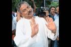 <b>Raining praise</B> CJI H.L. Dattu, in Delhi