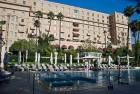 King David Hotel in Jerusalem.