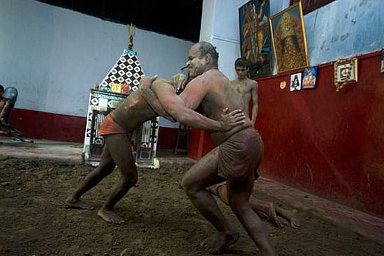 Wrestling's Ties With Hindu Nationalism