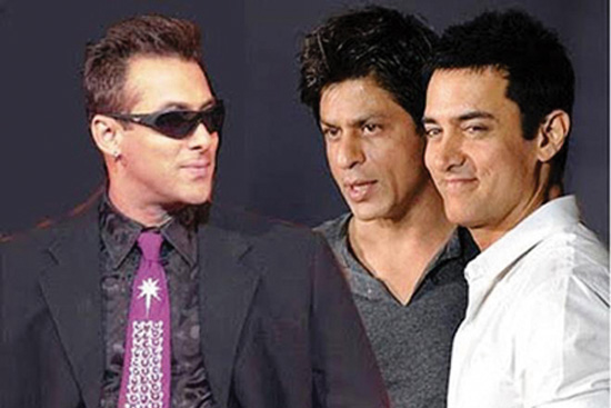 The Three Musketeers Of Bollywood