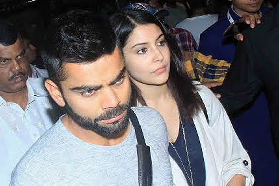 Bollywood stars dating cricketers