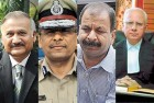 CBI director A.K. Sinha, jt director A.K. Sharma, addl director Y.C. Modi. Justice Aftab Alam, who ordered Sohrabuddin trial out of Gujarat, leading to   his kin Javeed Ahmed being shifted as JD, policy.