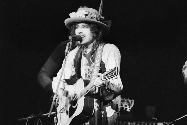 Dylan, The Nobel Laureate