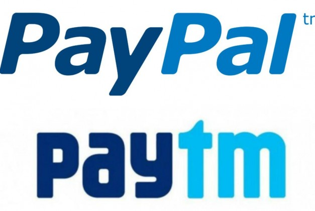 PayPal Accuses Paytm Of Ripping Off It's Logo