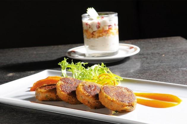 Quinoa Tikkis, Wattalapam...
