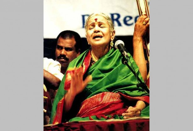 M.S. Subbulakshmi: The Rainbow Voice Of Indian Music