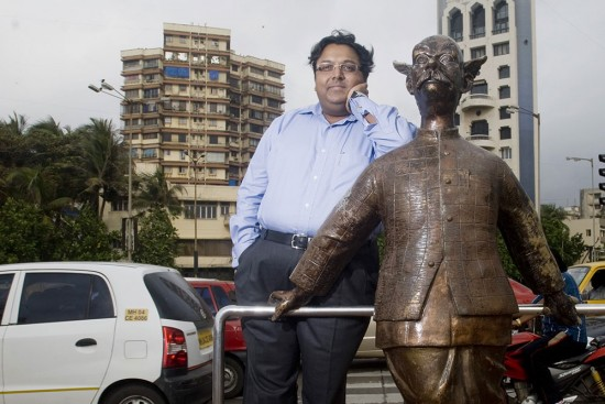 Interview With :   Ashwin Sanghi, Businessman and Author of The Sialkot Saga