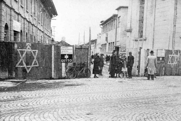 jewish ghettos essay Originally instituted to separate jews from the non-jewish population, ghettos later served as staging grounds for and essays that interpreted the situation in.