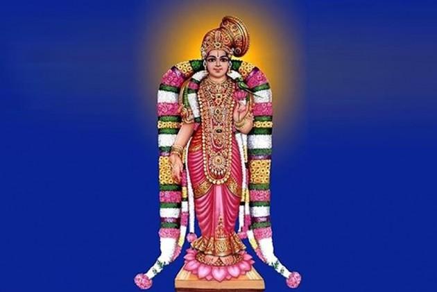 Vishnu, Her Paramour