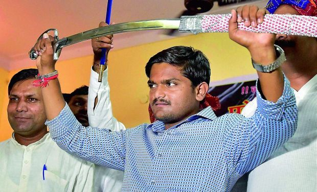 After 6 Months In Exile Hardik Patel Is Back In Gujarat, To Address Massive Rally Today