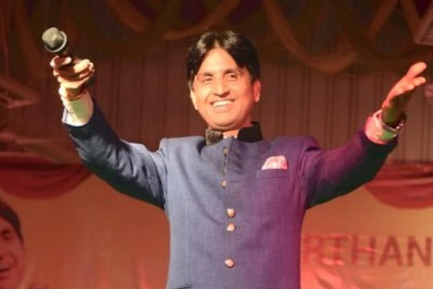 'PM Joining Telugu Desam', Quips Kumar Vishwas On Reports Of Joining BJP