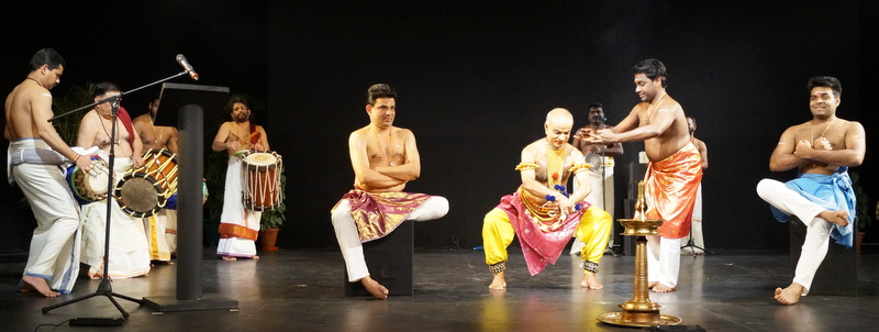 Light On Lesser-Seen Shades Of The Colourful Classical Dance-Drama