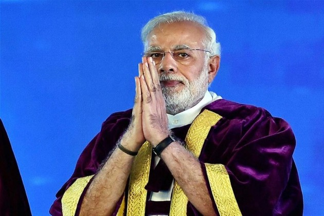 CIC Slaps Rs 25,000 Fine On DU Official For Rejecting RTI Query On PM Modi's Degree