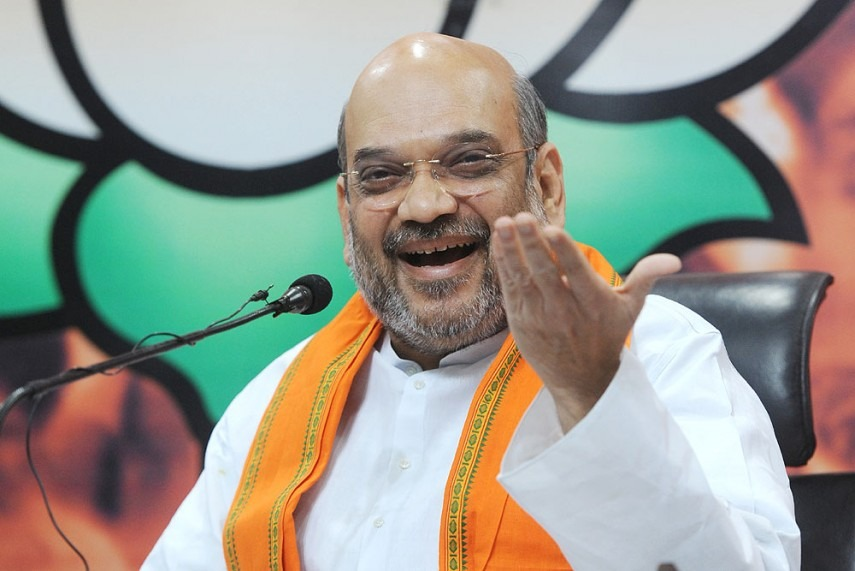 What Has Your Family Given To Amethi?: Amit Shah Asks Rahul Gandhi