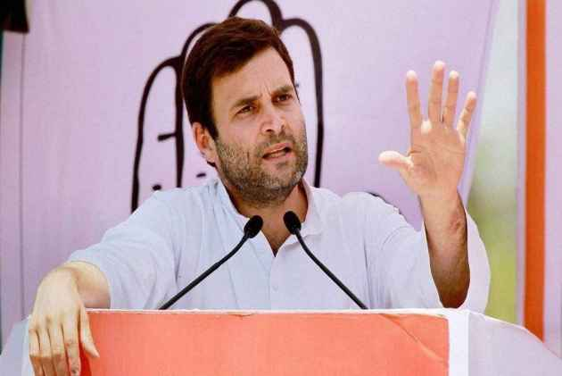 Have You Seen Any Woman In Shakhas Wearing Shorts, How Many Women Are In RSS: Rahul Gandhi