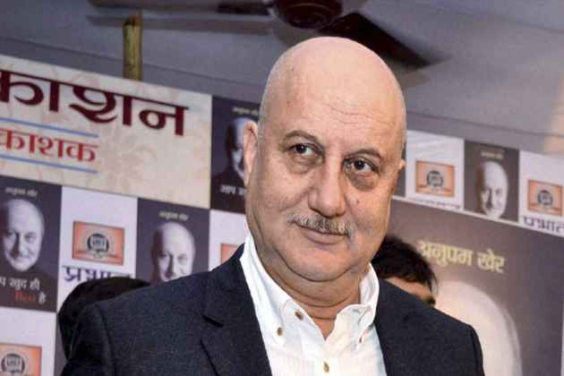 Veteran Actor Anupam Kher Appointed FTII Chairman, Replaces Gajendra Chauhan